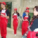 Усвояване и развиване на строителни умения на ученици в Германия