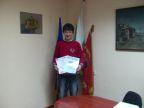 Участие в регионалния кръг от национално състезание по професионално направление строителство