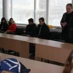Лекция за трудово правните отношения изнесе адвокат Александър Ганчев пред бъдещите абитюренти
