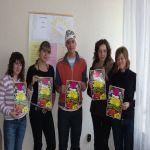 Национален ученически конкурс за хумористично-сатирични худижествени творби