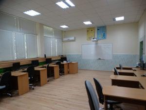 учебни кабинети
